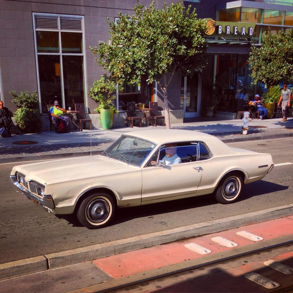 Found In South Of Market San Francisco 1967 Mercury Cougar 1960s Coupe 11117336 10152704630812201 1915392393 N