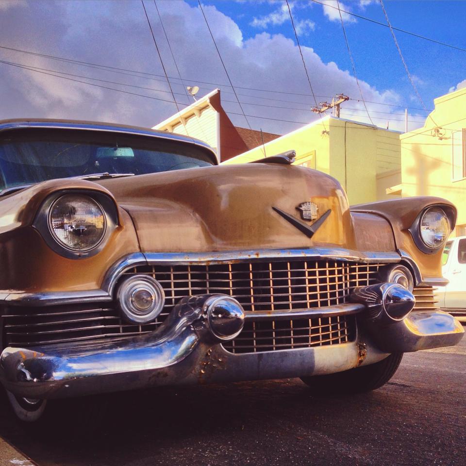 Found In Visitacion Valley San Francisco 1954 Cadillac Series Sedan Deville 11186208 10152765479107201 357193558 N