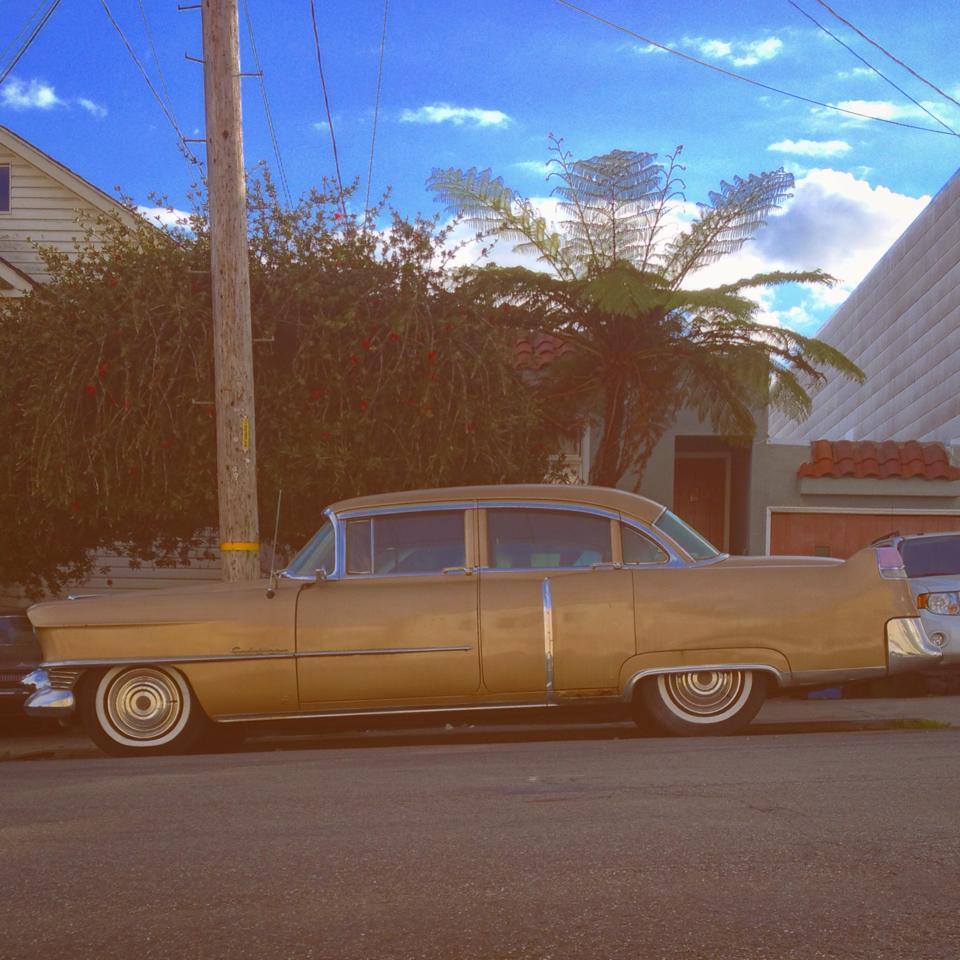 Found In Visitacion Valley San Francisco 1954 Cadillac Series Coupe Deville 62 4 Door Sedan 11186344 10152765479102201 646826258 N