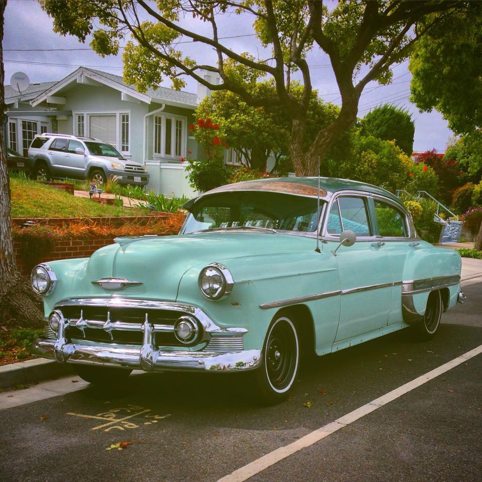 Found in fernside alameda california 1953 chevrolet for 1953 chevrolet belair 4 door sedan