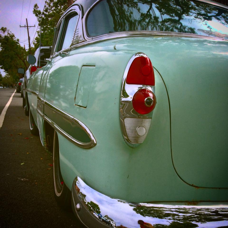 Found In Fernside Alameda California 1953 Chevrolet Bel Air 4 1951 Door 12025307 10153054434482201 44701494 N The