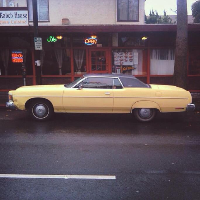 (Found In) Poet's Corner (Berkeley, California): 1973