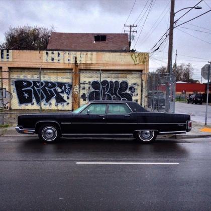 Found In Clawson Oakland California 1973 Lincoln Continental 4