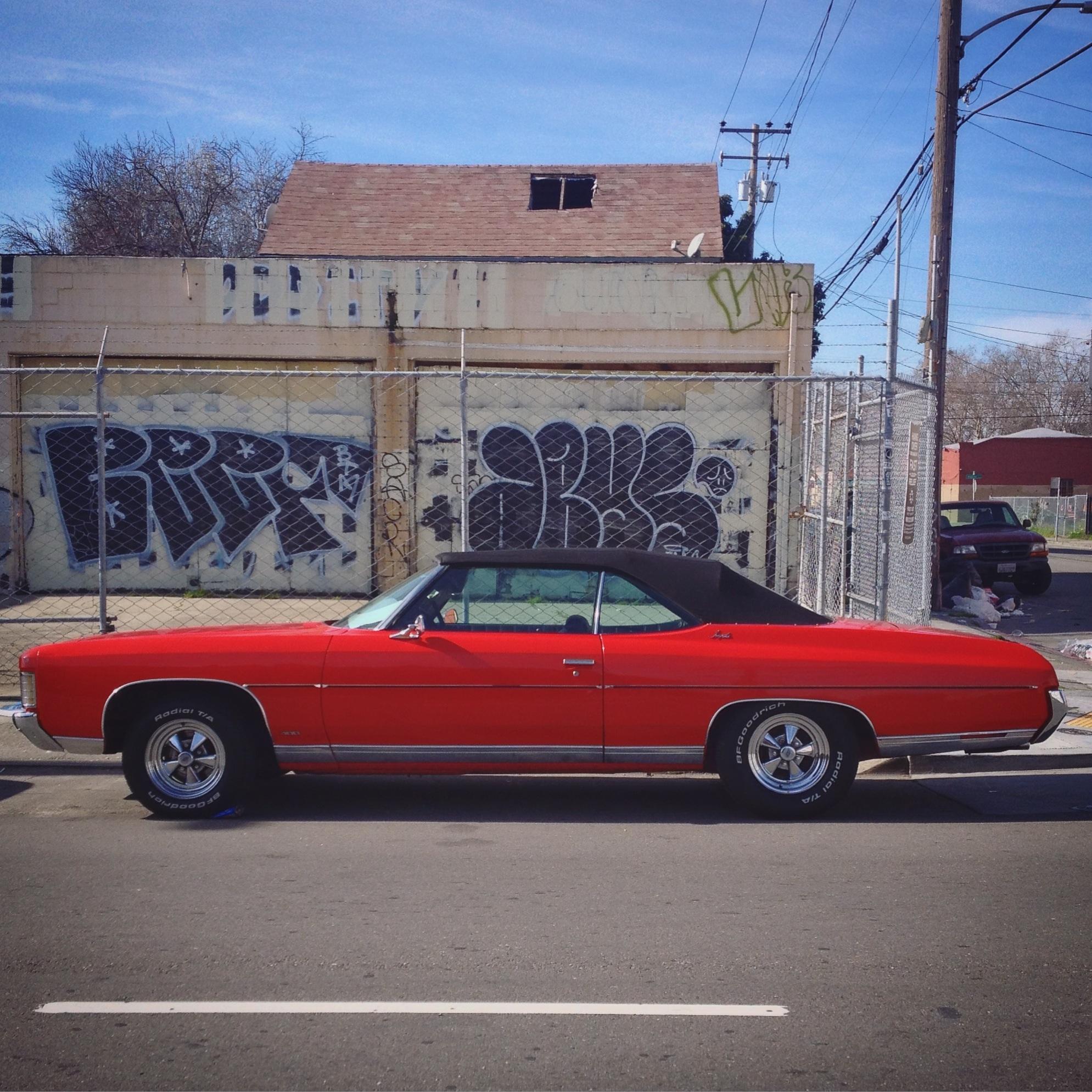 Found In Clawson Oakland California 1971 Chevrolet Impala Convertible Dynamic Drive