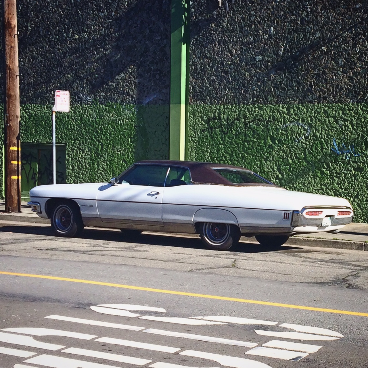 Found In Ralph Bunchie Oakland California 1970 Pontiac 1960 Bonneville Station Wagon 455 Hardtop Coupe Dynamic Drive