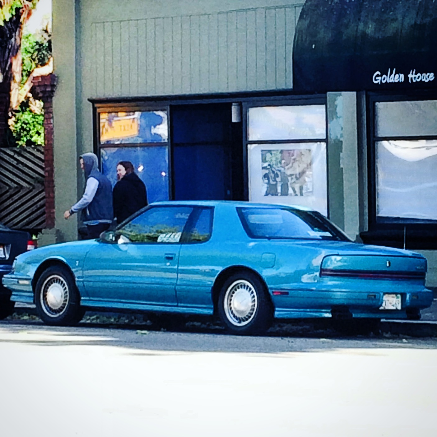 Found In West End Alameda California 1992 Oldsmobile Toronado 88 Picture Of Engine Trofeo Dynamic Drive
